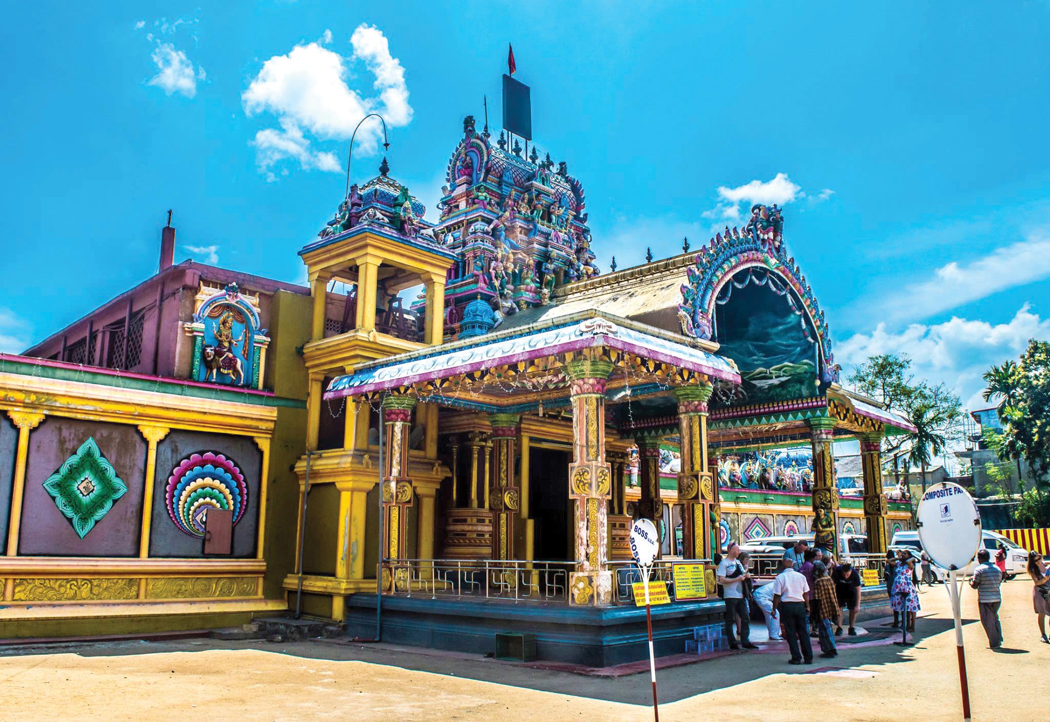 Festival of Sri Muthumariamman Kovil, Matale