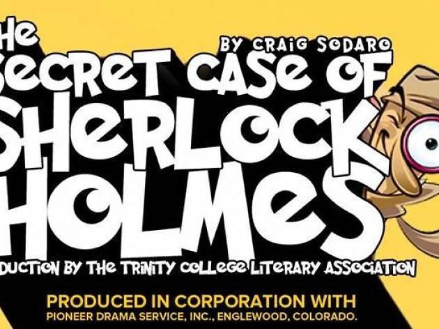 The Secret Case of Sherlock Holmes