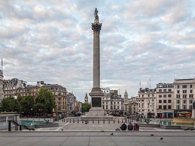 Deserted London