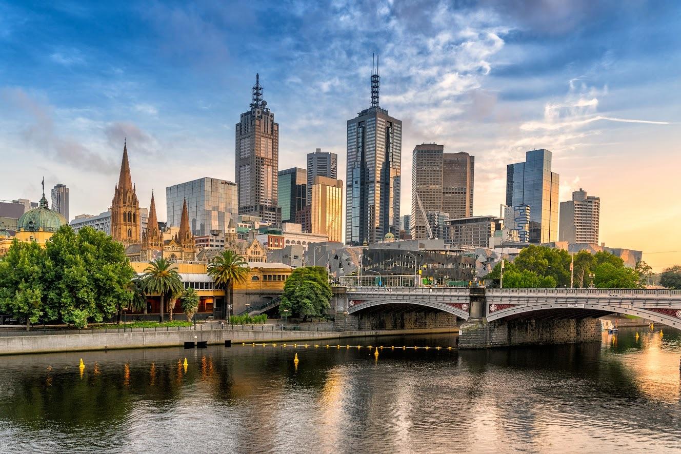 Melbourne: 132.2 puntos