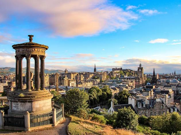 Edinburgh: 128.2 puntos