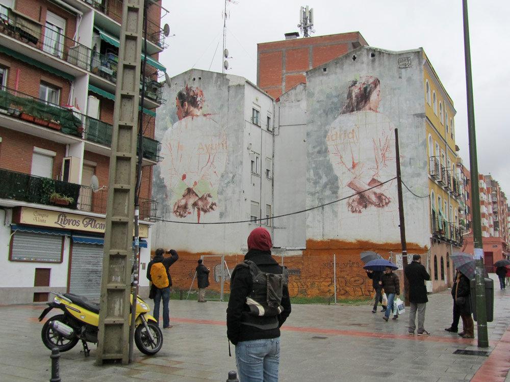 El arte urbano como denuncia