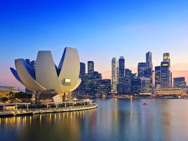 Singapur: 98.7 puntos
