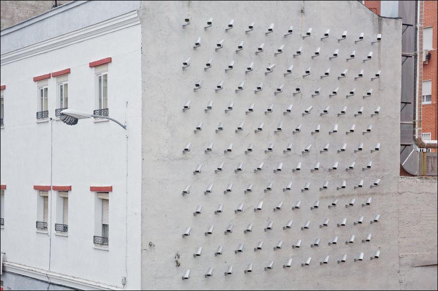 El 'street art' más provocador