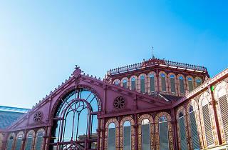 Ya hemos entrado: mirad cómo será el nuevo Mercado de Sant Antoni
