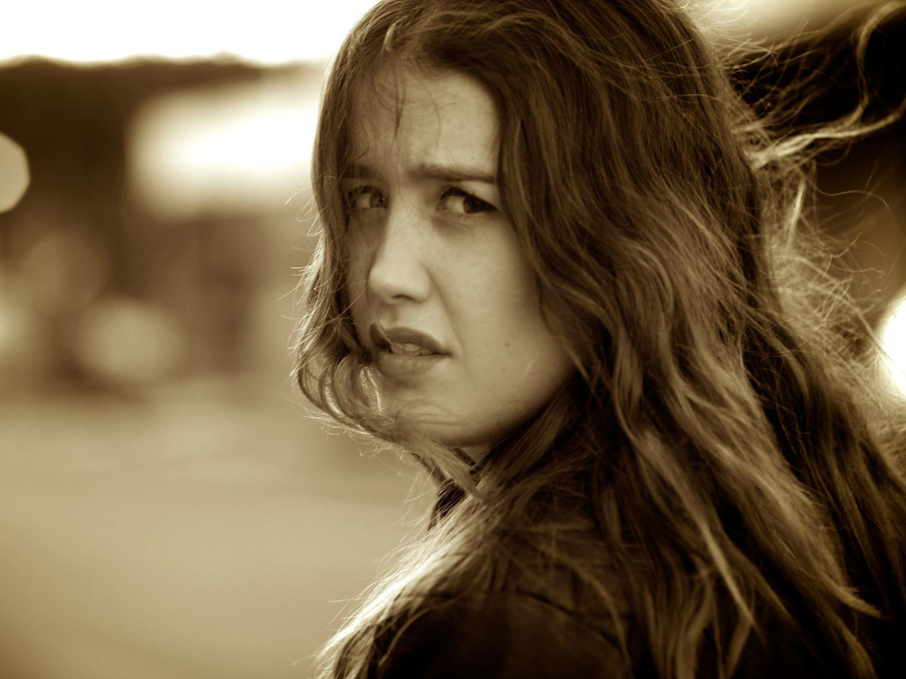 Vanessa Zamora, cantante de Tijuana