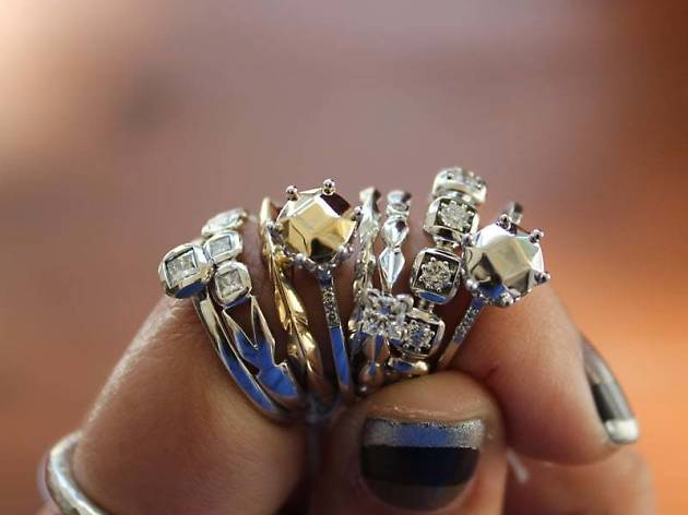 Rings from Love & Luxe