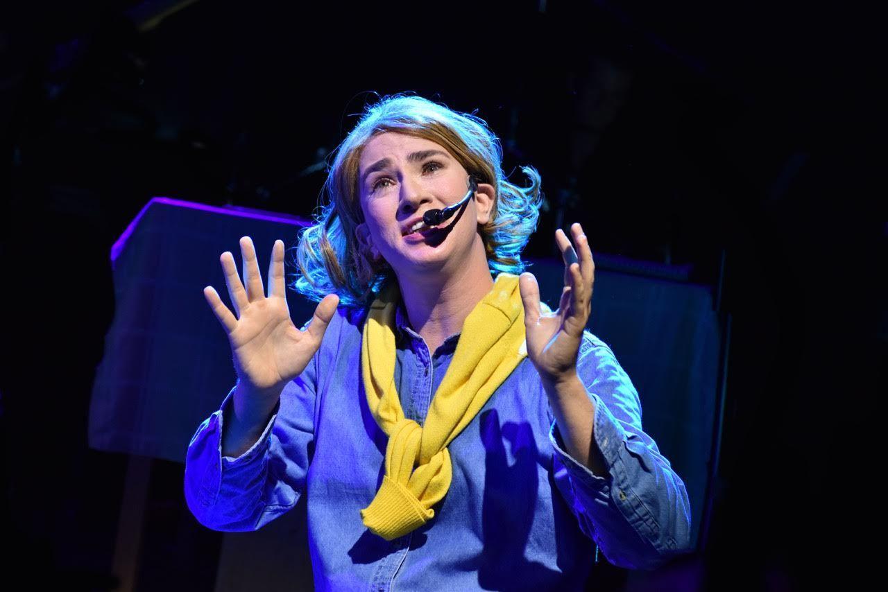 Ryan Raftery as Martha Stewart