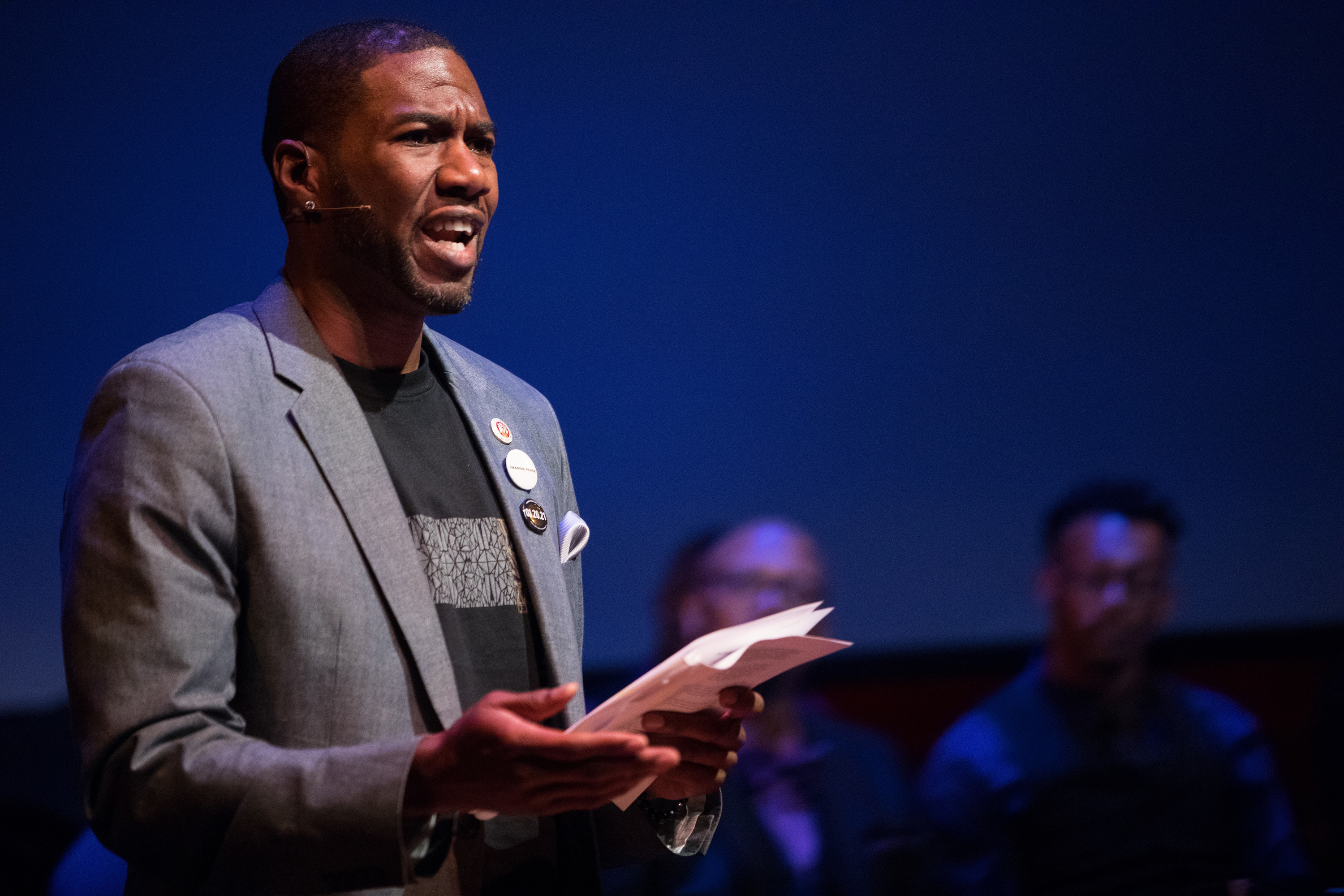 Jumaane Williams, New York City Council Member (Brooklyn 45th District) - The Drum Major Instinct