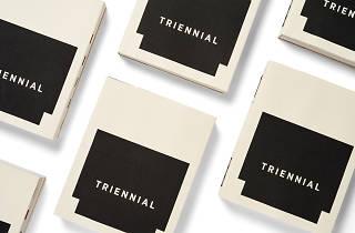 NGV triennial book pattern