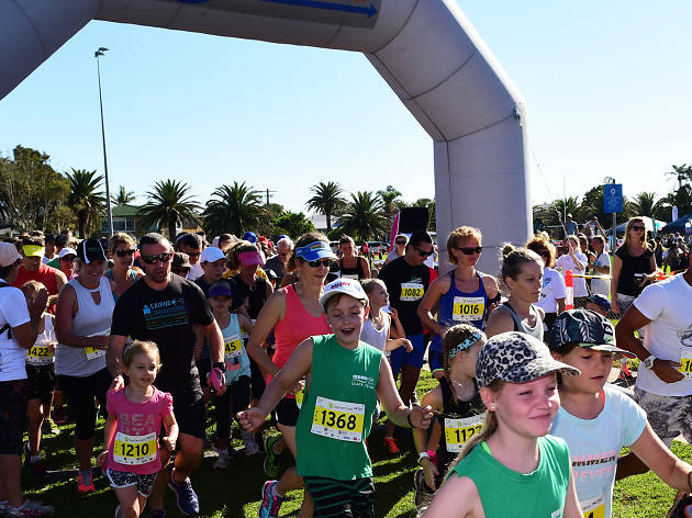 Cliff Side Fun Run and Sporting Festival