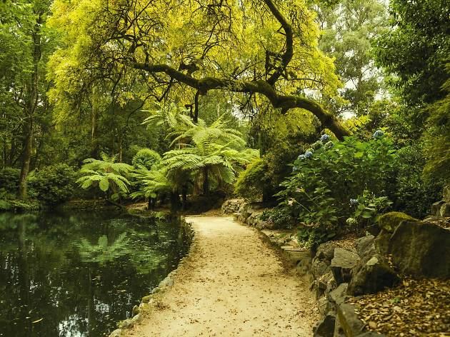 The best secret gardens in Melbourne