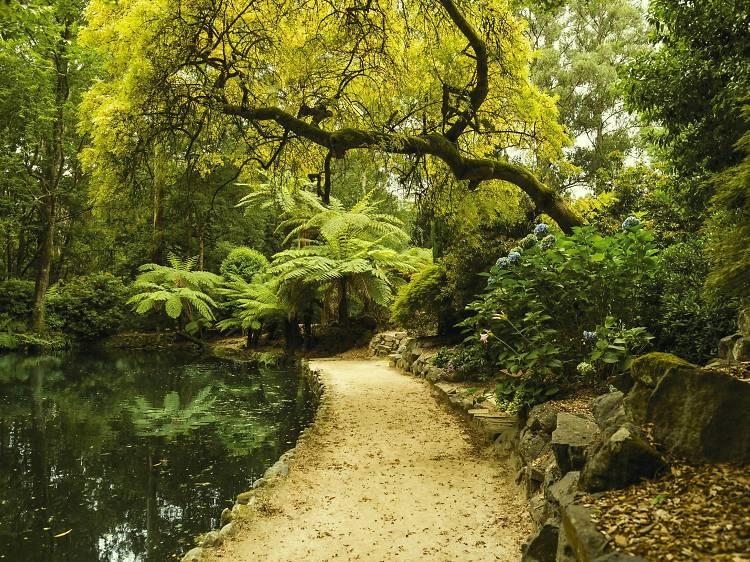The best secret gardens in Melbourne