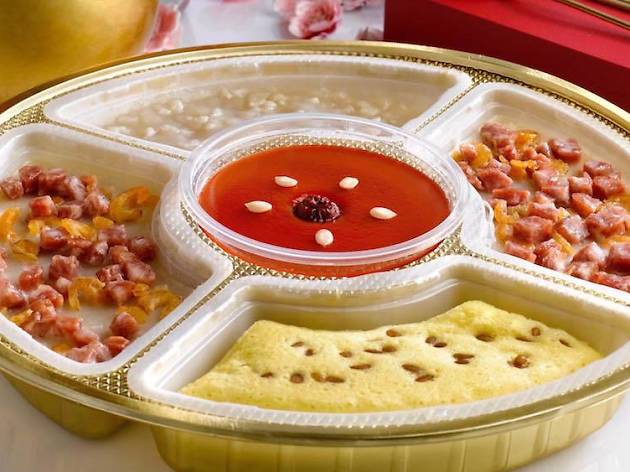 Crystal Jade CNY Platter