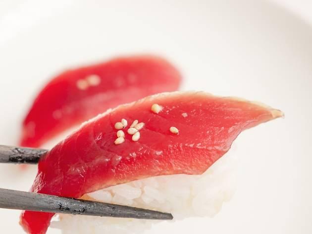 Sushi and Nori