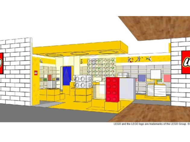 レゴ®ストア 二子玉川店