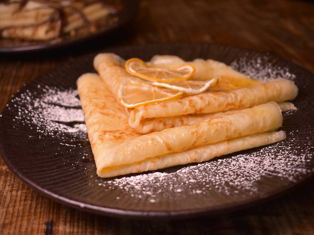 French Creations - crêpe