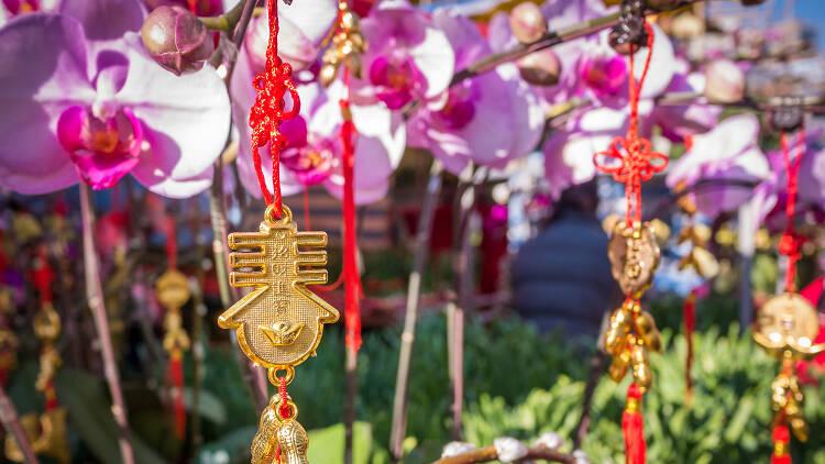 CNY Flower Market