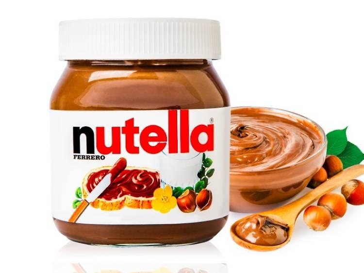 World Nutella day (Feb 5)