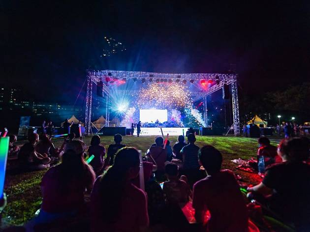 NParks Concert in the Park Series: Rockestra