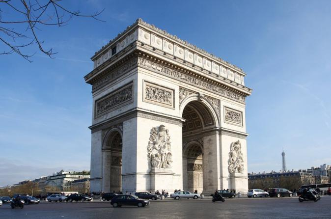 A 'classic Paris' walking tour