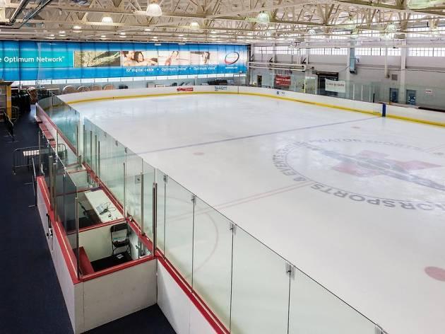 Ice Hockey: Aviator Sports and Events Center