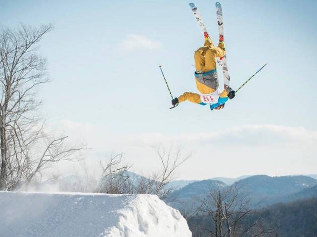Ski Jumping: New York Ski Educational Foundation