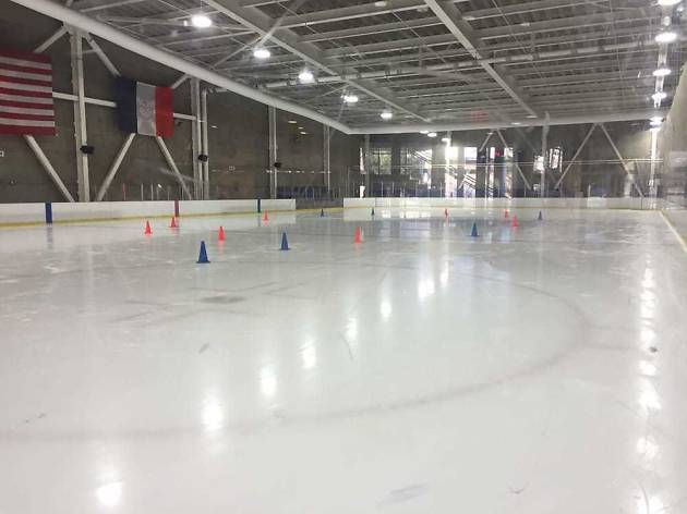 Speed Skating: World Ice Arena