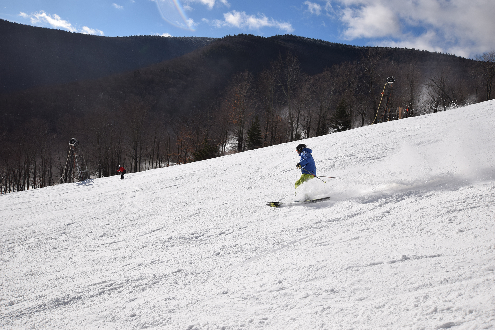 Where to try Winter Olympic sports near NYC