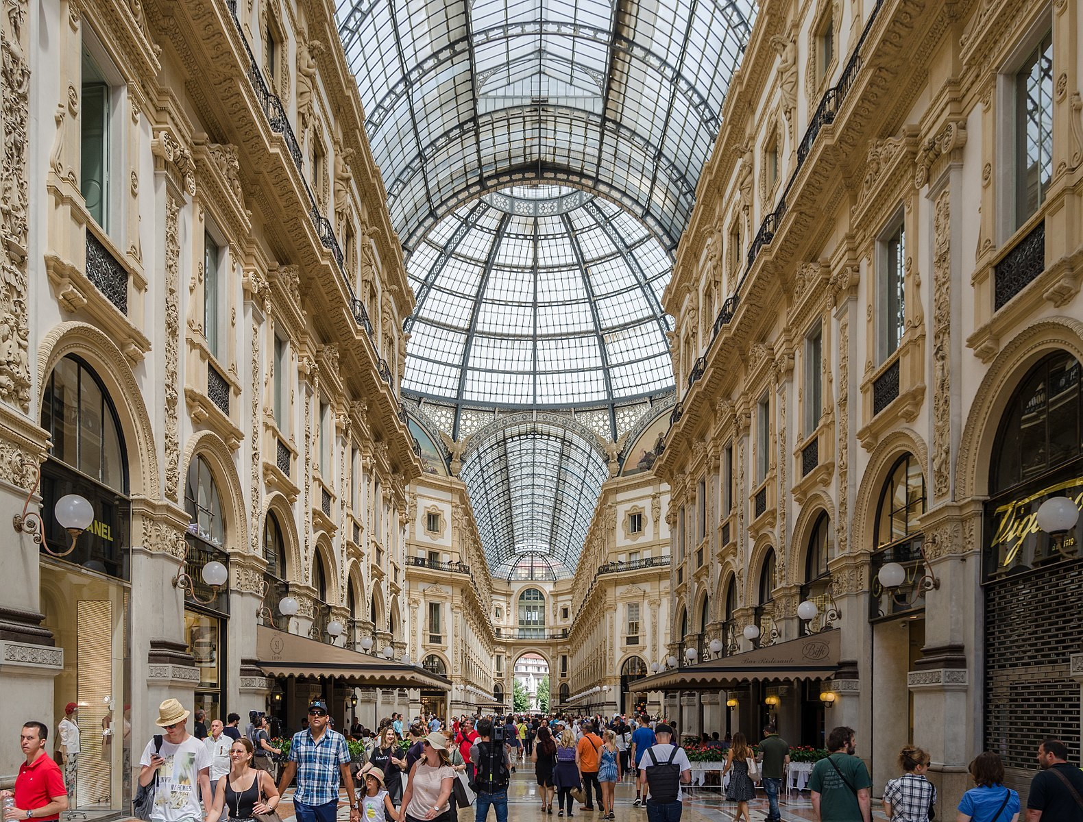 Milan's must-see attractions