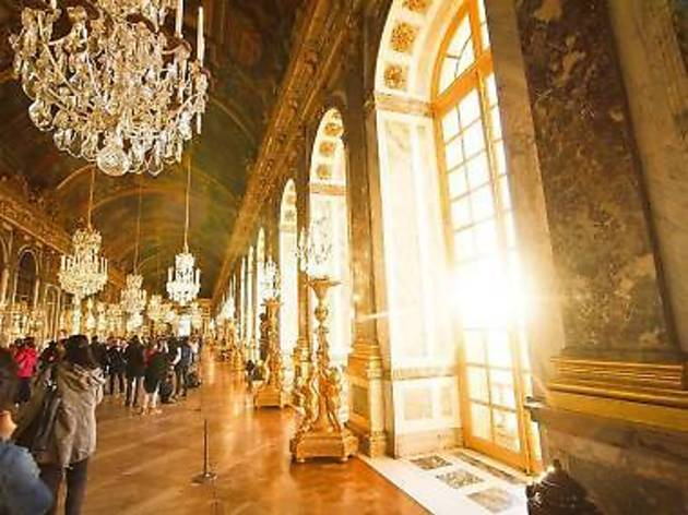 VIP tour of Versailles with a private viewing of the Royal Quarters