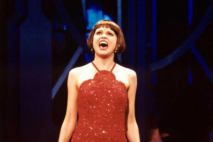 Sutton Foster in Thoroughly Modern Millie (2002)