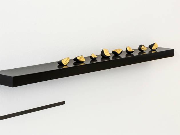 Adrián White, escultura, cdmx