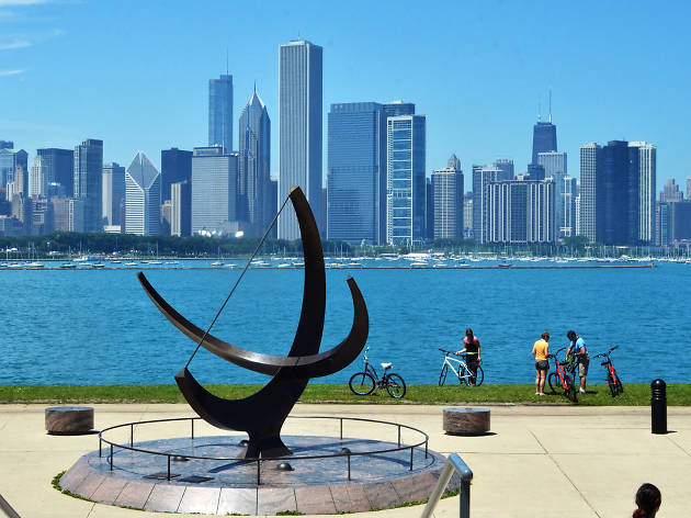 High Quality The Lakefront By Adler Planetarium