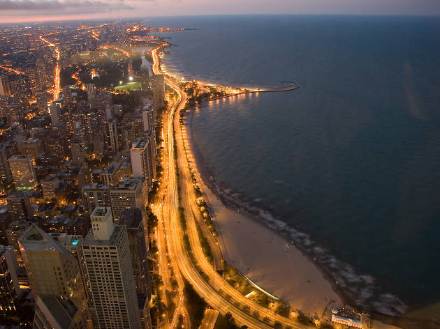 Lake Shore Drive, John Hancock