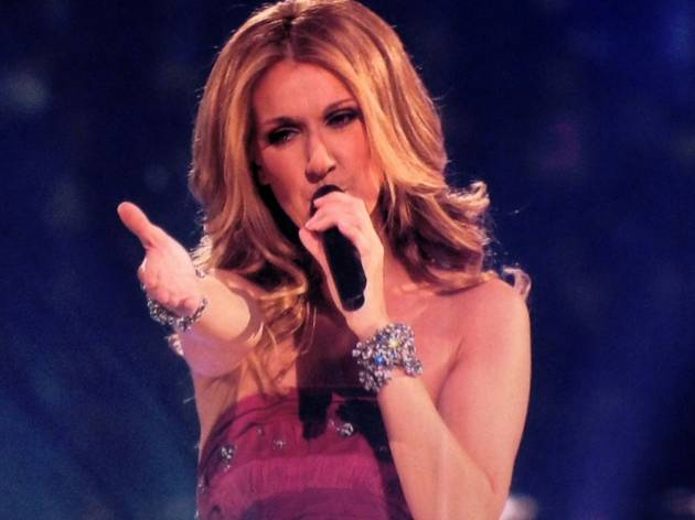 Celine Dion is touring Australia this winter