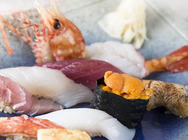 Kazu Sushi Grill Sake