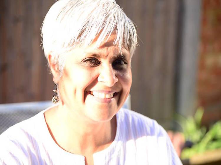 Pragna Patel thanks Rosa Parks and Indiraben Patel