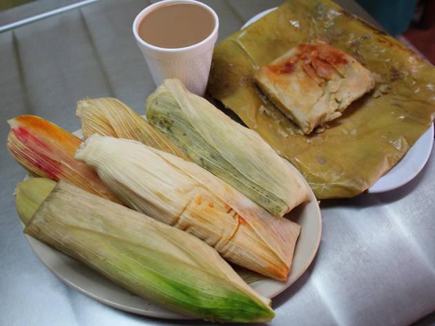 tamales de tamales cintli