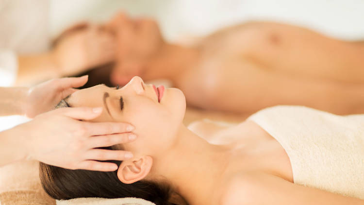 Learn how to give a hot massage