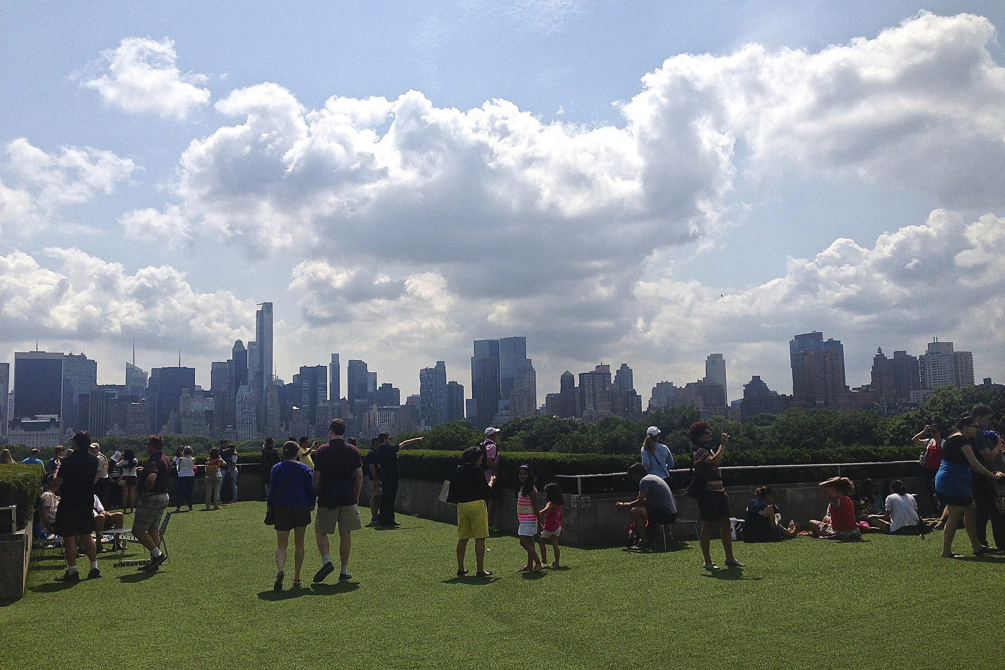 The Met announces its rooftop art commission for 2018