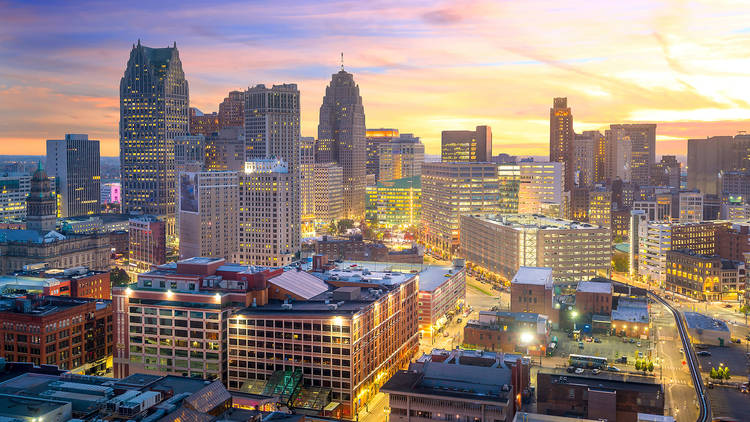 The ultimate guide to Detroit