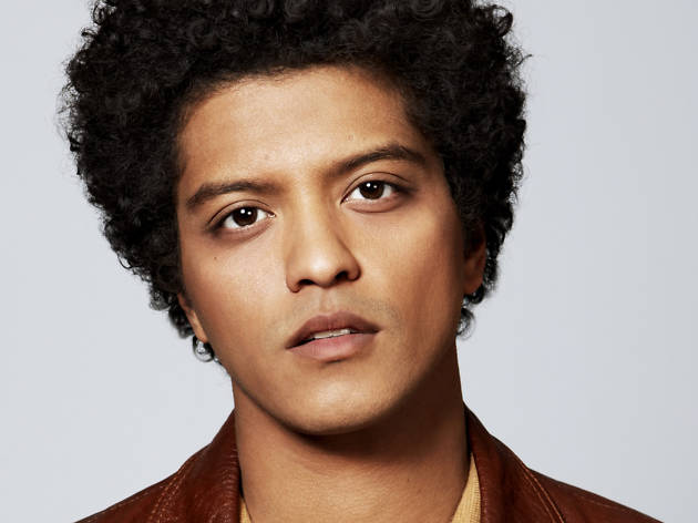 Bruno Mars en la CDMX