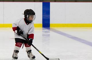 Hockey sobre hielo para niños