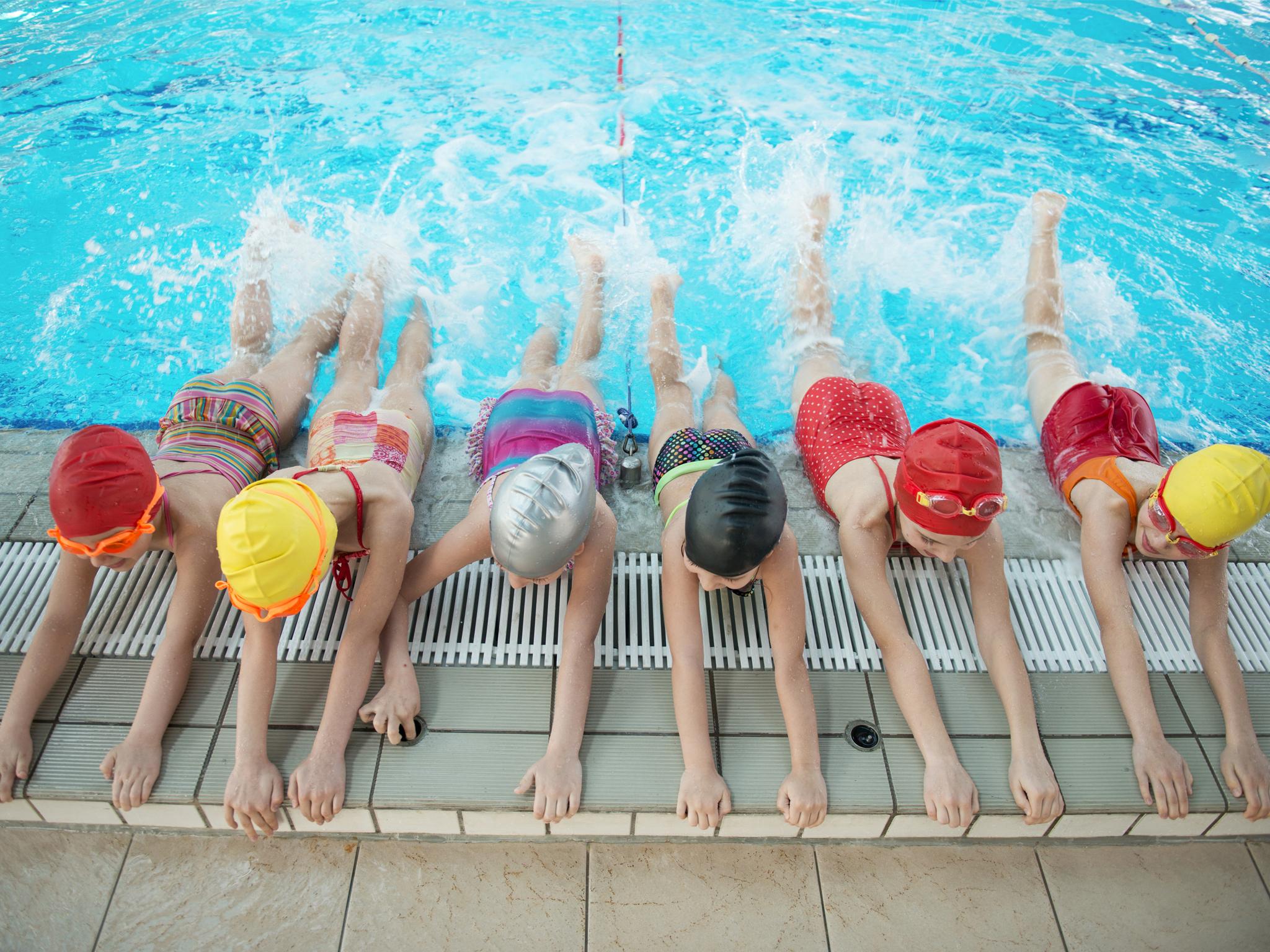 Los mejores deportes para niños por edad