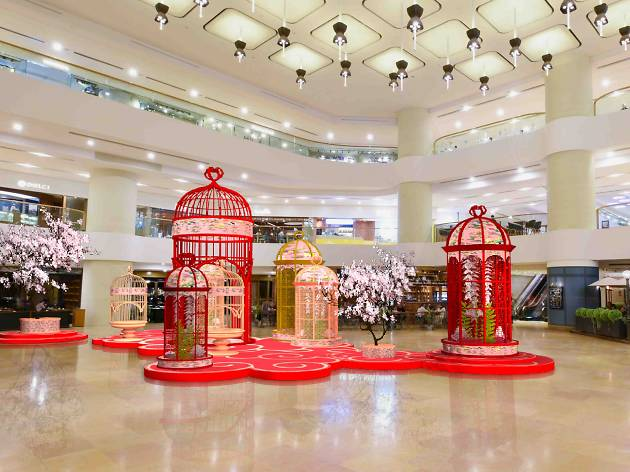 Pacific Place CNY