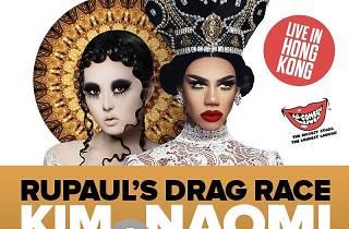 Ru Paul's Drag Race Stars Kim Chi & Naomi Smalls Live in HK