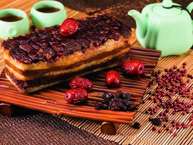 King Parrot CNY cake
