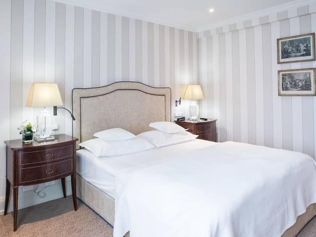 Grandhotel Hessischer Hof - Hotel Frankfurt
