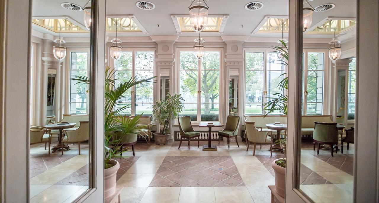 The 10 very best hotels in Frankfurt